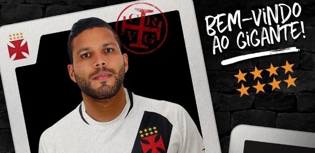 Vasco anuncia contratação do zagueiro Oswaldo Henriquez