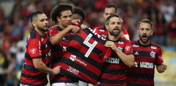 Diego pode estar de saída do Flamengo