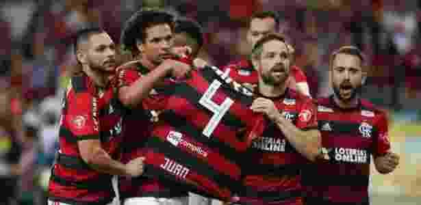 Flamengo tem desafio para manter camisa completa de patrocínios - Gilvan de Souza / Flamengo