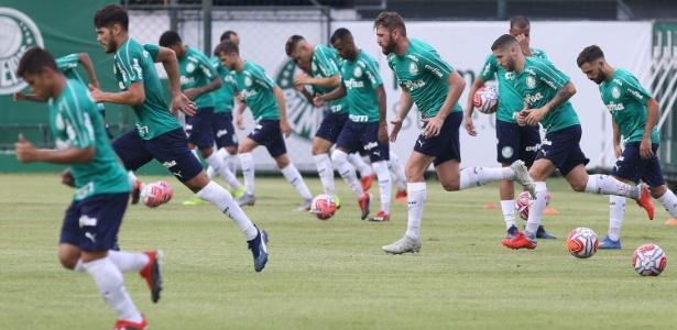 Palmeiras busca se desfazer de cinco atletas 7a4be635302fe