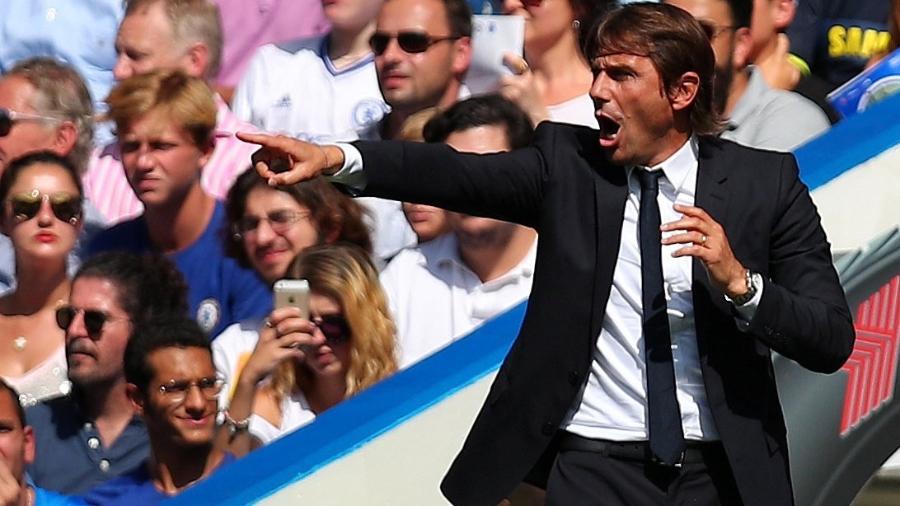 Antonio Conte Chelsea - Hannah McKay/Reuters
