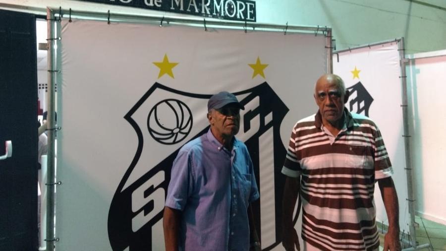 Dorval e Mengálvio foram os primeiros a chegar no velório de Coutinho - UOL