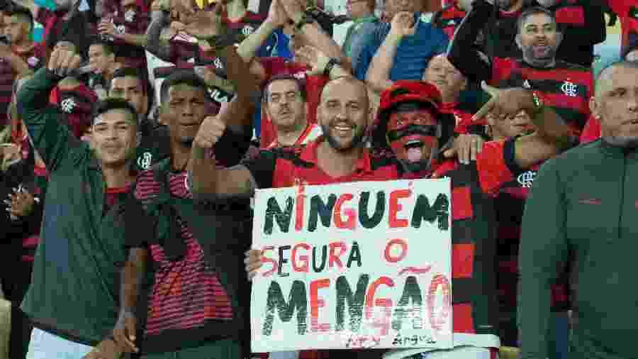 Flamengo contava com receita expressiva de bilheteria e do programa de sócio-torcedor - Alexandre Vidal e Marcelo Cortes/Flamengo