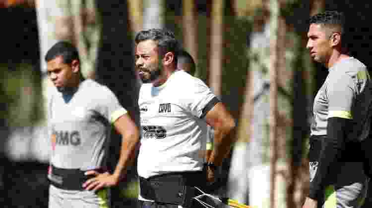 Coordenador científico Daniel Gonçalves teve o pedido atendido para compra de GPS's em tempo real - Rafael Ribeiro / Vasco - Rafael Ribeiro / Vasco