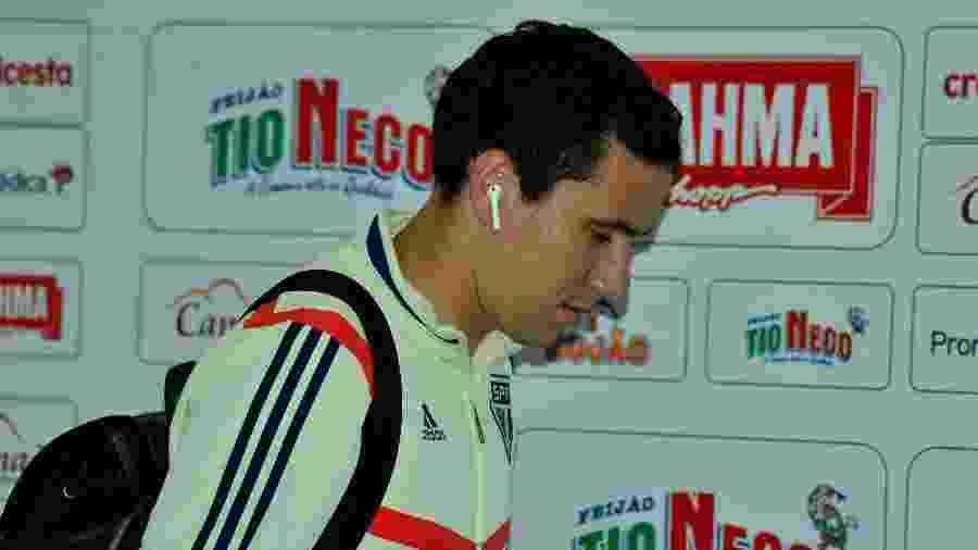 Pablo já perdeu 20 partidas neste ano por contusão, agora enfrenta novo problema físico - Jhony Pinho/AGIF