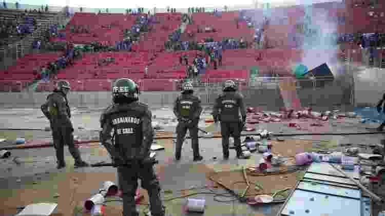 La U - REUTERS/Edgard Garrido ORG XMIT: AIMEX - REUTERS/Edgard Garrido ORG XMIT: AIMEX