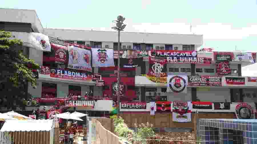 Embaixadas e Consulados do Flamengo têm ajudado na luta contra o coronavírus - Gilvan de Souza / Flamengo