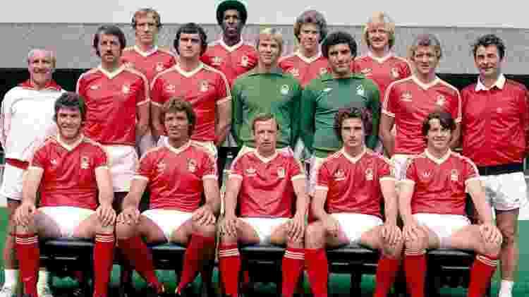 Nottingham Forest-1978 - Reprodução - Reprodução