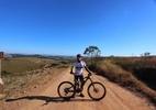 Diego postou e Fred reuniu pessoas em sua aventura de bicicleta. E a COVID?