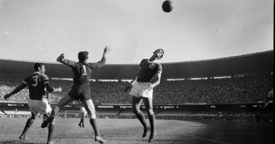 Palmeiras e Vasco - Copa Rio 1951