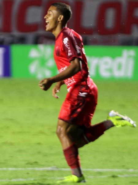 Dudu, de apenas 17 anos, tem um gol no Paulistão - José Bazzo/Agência Botafogo