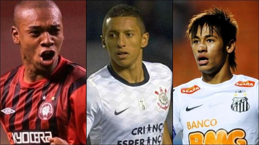 Qual será o clube brasileiro que mais formou jogadores para a Champions 2021/22? - Montagem