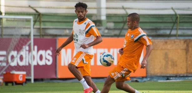 Gustavo Scarpa e Marcos Junior são dois dos atletas que surgiram da base do Fluminense