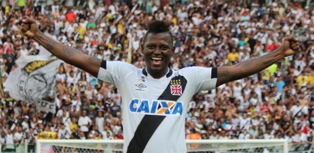 Riascos deu o gol do título da Taça Guanabara ao Vasco após 13 anos