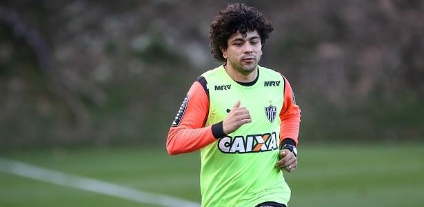 Luan está fora da decisão da Copa do Brasil, diante do Grêmio