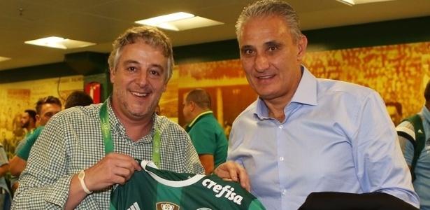 Paulo Nobre defendeu a Copa Rio de 1951 e o Mundial do Corinthians em 2000
