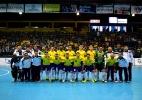 Hexa ou octa? O que a seleção de futsal busca no Mundial da Colômbia? - Luis Domingues/CBFS