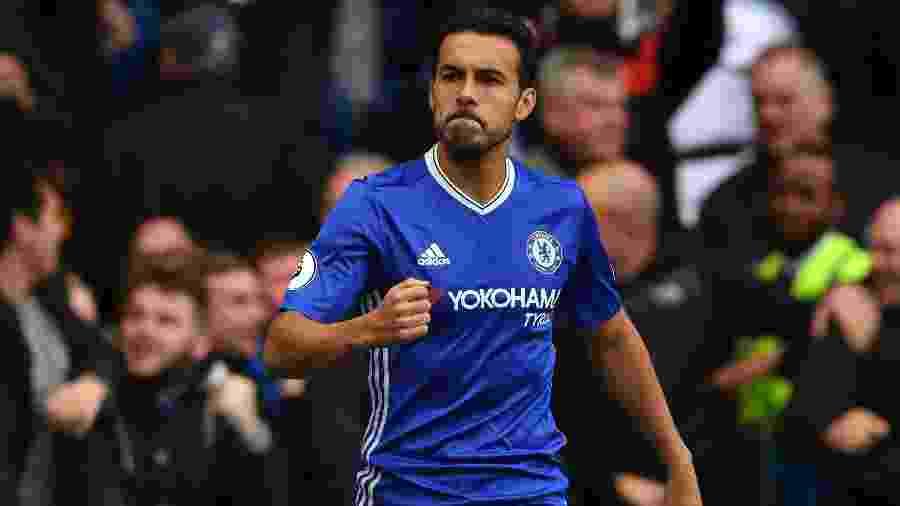 Pedro está prestes a deixar o Chelsea, mas ainda não definiu futuro - BEN STANSALL/AFP