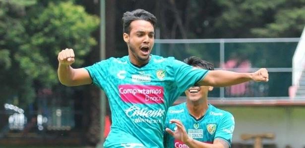 João Antonio carrega o nome do pai, ídolo do Grêmio e autor de gol em final de Copa - Assessoria/Jaguares