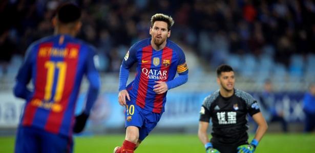 """Será que a China será capaz de """"produzir"""" seu próprio Messi? - Vincent West/Reuters"""