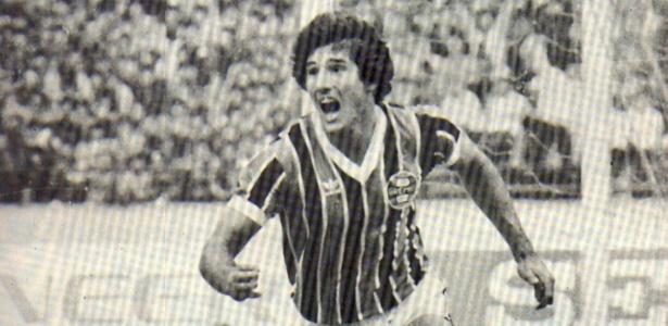 Grêmio, de Renato, derrotou o Hamburgo em 1983, saga reconhecida pela Fifa