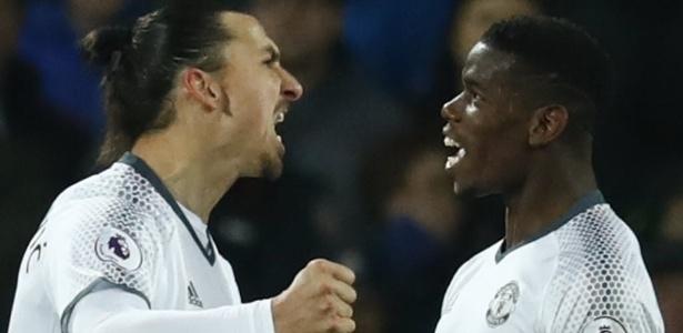 Pogba e Ibra são as duas novidades do Manchester United na atual temporada