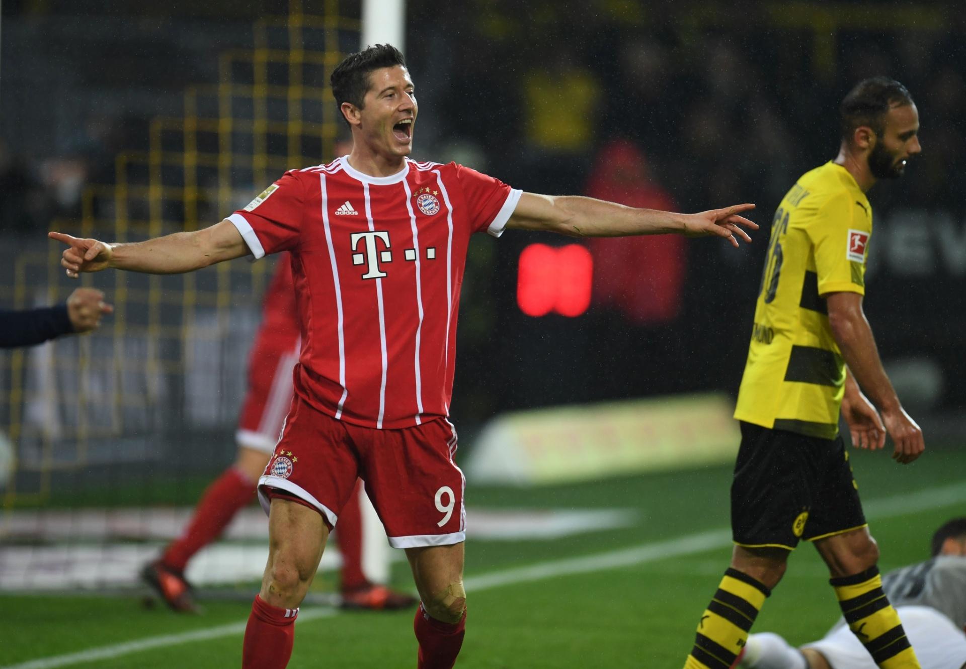 15f8534215 Jornal  Bayern busca substituto de Lewandowski