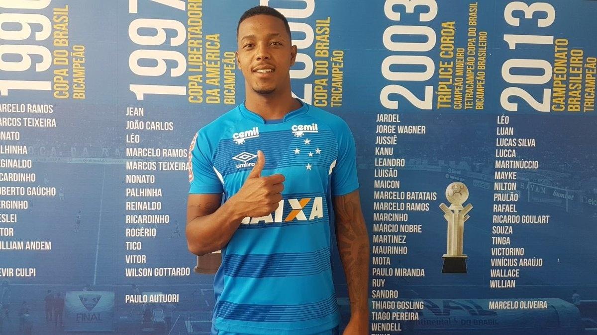 Maior contratação do Cruzeiro d036098bf6196