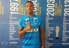 """Estreante, David avalia derrota do Cruzeiro para o Flu: """"Serve como lição"""" - Cruzeiro/Divulgação"""