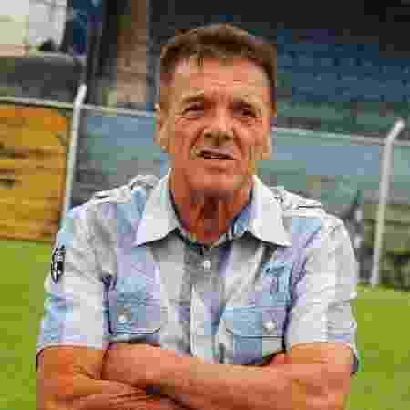 Jair Picerni, técnico de futebol - Fabrício Cortinove - Fabrício Cortinove