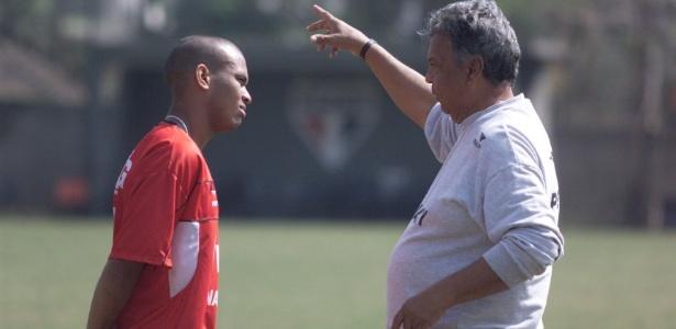 Estado de saúde do ex-treinador é grave. Cilinho comandou SP nos anos 80
