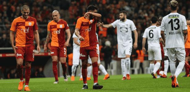 Divulgação/Galatasaray