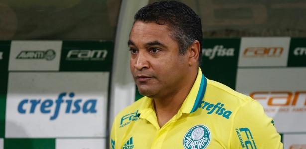 Palmeiras de Roger tem tido relação instável com a torcida em 2018