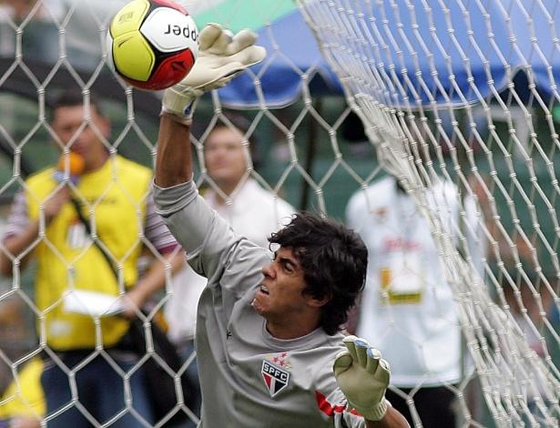 Richard pelas categorias de base do São Paulo: missão de barrar o melhor Tricolor sem Ceni - Assessoria de imprensa Richard