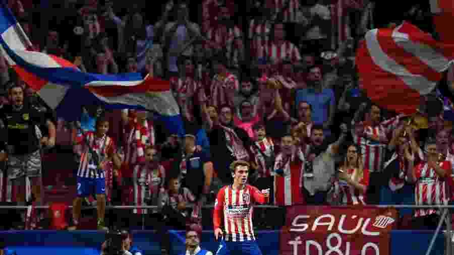 Francês poderia chegar ao clube italiano caso Dybala vá para o Manchester United - Gabriel Bouys/AFP