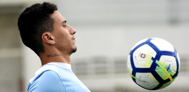 Dodi surge como opção mais provável de Marcelo no momento - Mailson Santana/Fluminense