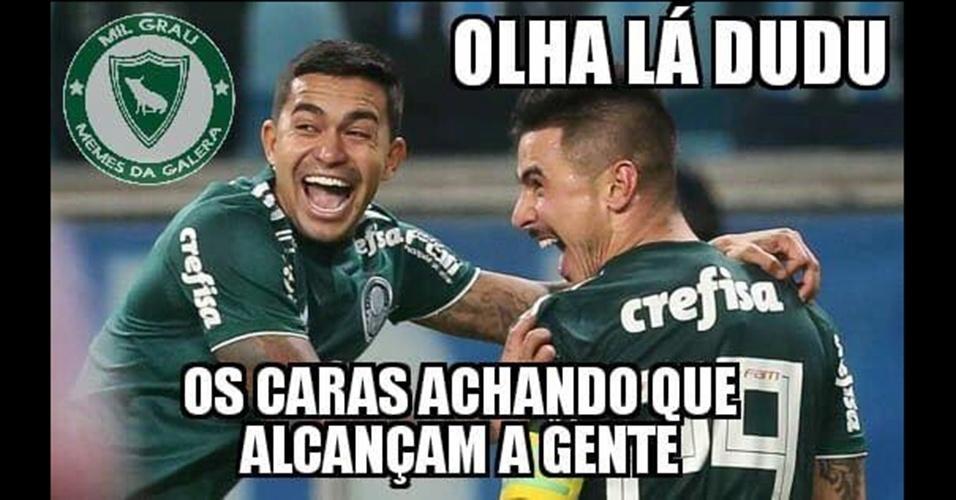 Veja A Repercussao E Os Memes Nas Redes Da Vitoria Do Palmeiras Sobre O Tigre Pela Copa Libertadores