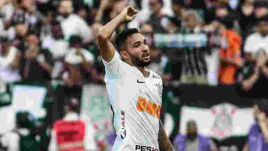 Clayson tem 24 anos e foi um dos destaques do Timão no Brasileiro de 2017 e do tricampeonato paulista deste ano - Marcello Zambrana/AGIF