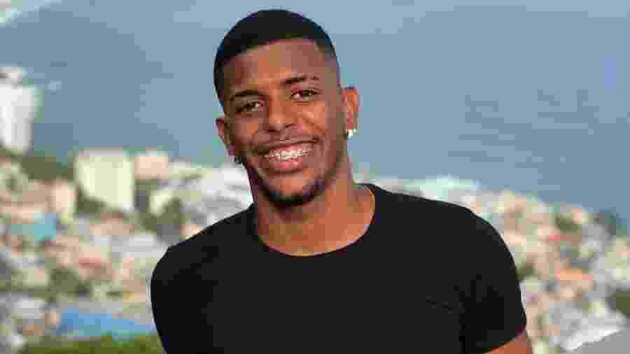 Wesley, promessa do Flamengo, acerta transferência para Juventus - Reprodução/Instagram