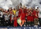 Portugal bate a Holanda e vence a primeira edição da Liga das Nações - Carl Recine/Reuters