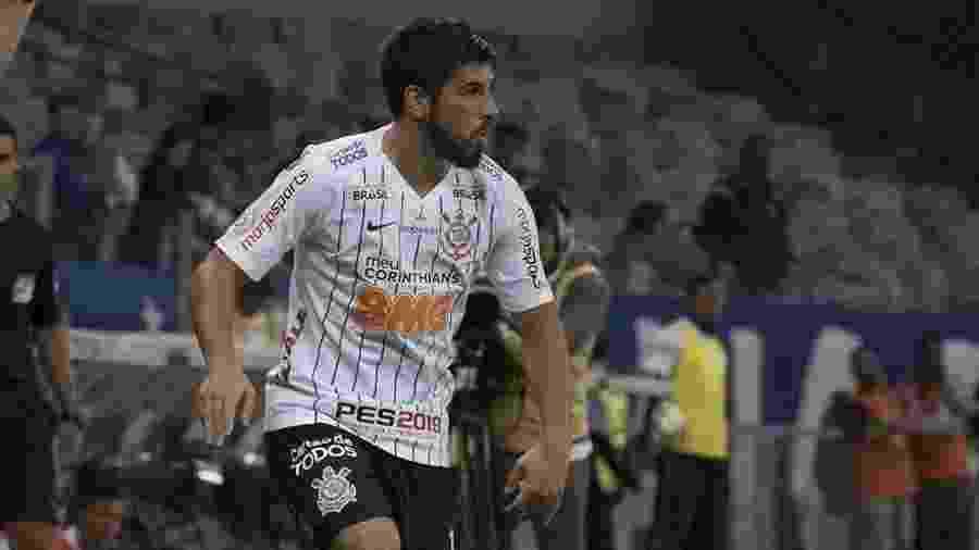 Zagueiro Bruno Méndez ganhará a vaga de Manoel na zaga corintiana - Daniel Augusto Jr/Ag. Corinthians