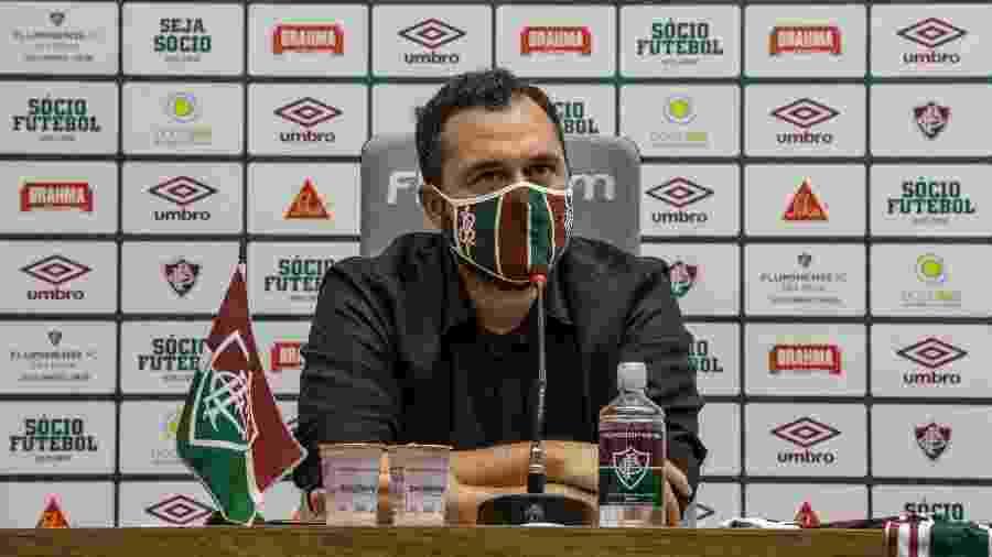 Diretoria do Fluminense está em alerta sobre movimentos do TJD-RJ até a hora da final da Taça Rio - Lucas Merçon/Fluminense FC