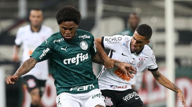 Luiz - Cesar Greco/SE Palmeiras - Cesar Greco/SE Palmeiras