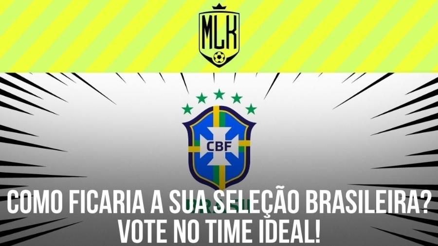 A seleção brasileira é líder do Grupo A com três pontos, e três gols de saldo - Arte/UOL