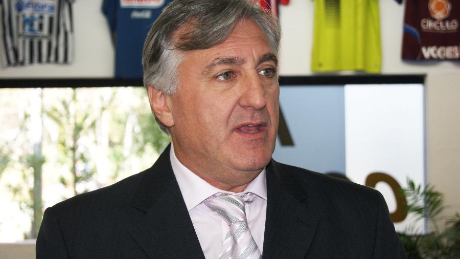 Rinaldo Martorelli, presidente do sindicato dos atletas profissionais de São Paulo - Fabio Giannelli/Soccer Digital