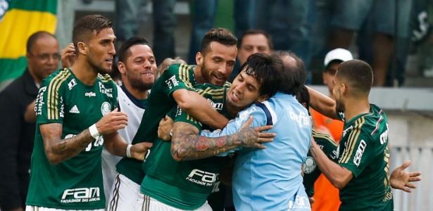 Marcelo Oliveira foi campeão da Copa do Brasil pelo Palmeiras