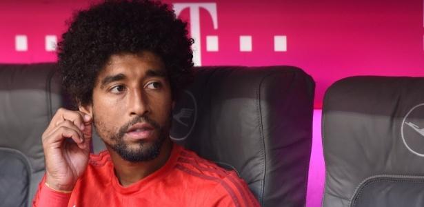 Dante perdeu espaço com Guardiola no Bayern de Munique