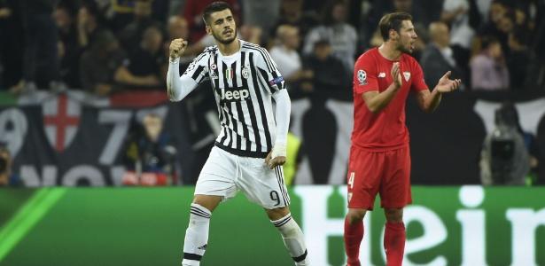 Após boa temporada na Juventus, Morata desperta interesse de outros clubes