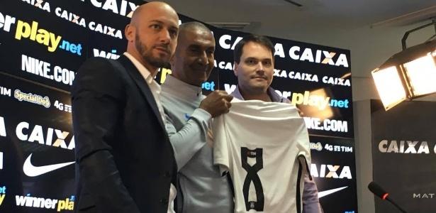 Cristóvão Borges estreia como técnico do Corinthians nesta 4ª contra o Atlético-MG - Dassler Marques/UOL Esporte