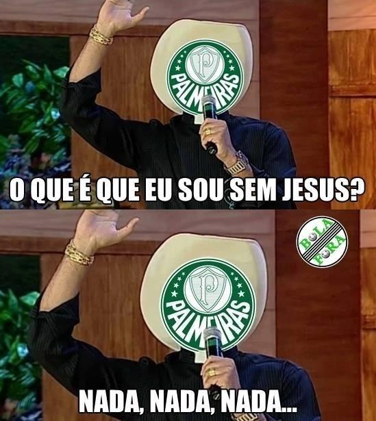 Internautas cornetam ausência de Gabriel Jesus no Palmeiras
